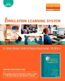cover image - Simulation Learning System for Mosby's Guide to Physical Examination,7th Edition