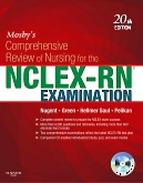 cover image - Mosby's Comprehensive Review of Nursing for the NCLEX-RN® Examination,20th Edition