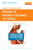 Anatomy and Physiology Online for Structure & Function of the Body, 14th Edition