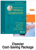 cover image - Mosby's Guide to Physical Examination - Text and Simulation Learning System Package,7th Edition