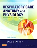 cover image - Evolve Resources for Respiratory Care Anatomy and Physiology,3rd Edition