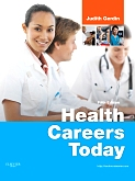 cover image - Evolve Resources with Instructor Resource (IR) for Health Careers Today,5th Edition