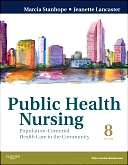 cover image - Evolve Resources for Public Health Nursing,8th Edition