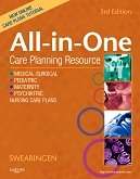 cover image - Evolve Resources for All-In-One Care Planning Resource,3rd Edition
