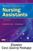 Mosby's Textbook for Nursing Assistants - Textbook and Workbook Package, 8th Edition