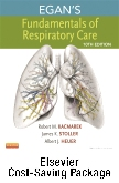 cover image - Egan's Fundamentals of Respiratory Care - Textbook and Workbook Package,10th Edition