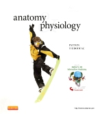 cover image - Anatomy & Physiology - Elsevier eBook on VitalSource,8th Edition