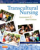 cover image - Transcultural Nursing,6th Edition