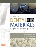 cover image - Dental Materials - Elsevier eBook on VitalSource,10th Edition