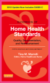 Handbook of Home Health Standards - Revised Reprint, 5th Edition