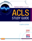 cover image - ACLS Study Guide,4th Edition