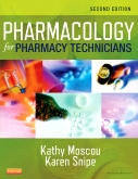 cover image - Pharmacology for Pharmacy Technicians,2nd Edition
