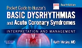 cover image - Pocket Guide for Huszar's Basic Dysrythmias and Coronary Syndromes - Elsevier eBook on VitalSource,4th Edition