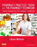 cover image - Pharmacy Practice for Today's Pharmacy Technician Elsevier eBook on VitalSource