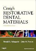 cover image - Evolve Resources for Craig's Restorative Dental Materials,13th Edition
