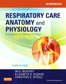 cover image - Workbook for Respiratory Care Anatomy and Physiology,3rd Edition