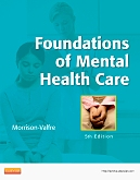 cover image - Evolve Resources for Foundations of Mental Health Care,5th Edition