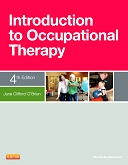 cover image - Evolve Resources for Introduction to Occupational Therapy,4th Edition