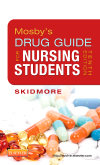 cover image - Mosby's Drug Guide for Nursing Students,10th Edition