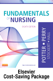 cover image - Fundamentals of Nursing - Text and Study Guide Package,8th Edition