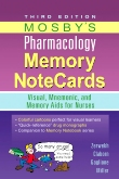Mosby's Pharmacology Memory NoteCards - Elsevier eBook on VitalSource, 3rd Edition