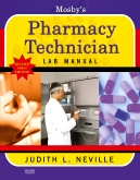 cover image - Mosby's Pharmacy Technician Lab Manual Revised Reprint