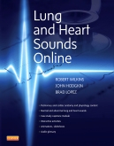 cover image - Lung and Heart Sounds Online