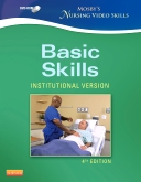 cover image - Mosby's Nursing Video Skills - Basic Skills DVD,4th Edition