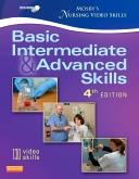 cover image - Mosby's Nursing Video Skills - Student Version DVD,4th Edition
