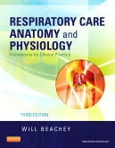 cover image - Respiratory Care Anatomy and Physiology - Elsevier eBook on VitalSource,3rd Edition