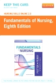 Nursing Skills Online Version 2.0 for Fundamentals of Nursing (User Guide and Access Code), 8th Edition