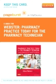 cover image - Mosby's Essentials of Pharmacy Practice Today for the Pharmacy Technician- Elsevier eBook on VitalSource (Retail Access Card)