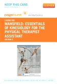 Essentials of Kinesiology for the Physical Therapist Assistant - Elsevier eBook on VitalSource (Retail Access Card), 2nd Edition