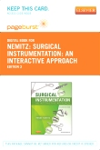 Surgical Instrumentation - Elsevier eBook on VitalSource (Retail Access Card), 2nd Edition