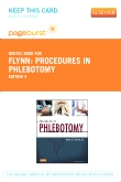 Procedures in Phlebotomy - Elsevier eBook on VitalSource (Retail Access Card), 4th Edition