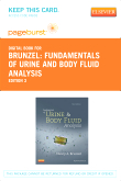 Fundamentals of Urine & Body Fluid Analysis - Elsevier eBook on VitalSource (Retail Access Card), 3rd Edition