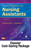 Mosby's Textbook for Nursing Assistants (Soft Cover Version) - Text, Workbook, and Mosby's Nursing Assistant Video Skills - Student Version DVD 3.0 Package, 8th Edition
