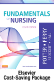 cover image - Fundamentals of Nursing - Text and Mosby's Nursing Video Skills - Student Version DVD 3.0 Package,8th Edition