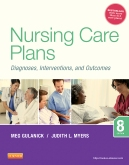 Nursing Care Plans, 8th Edition