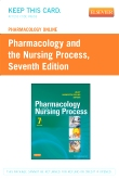Pharmacology Online for Pharmacology and the Nursing Process (Retail Access Card), 7th Edition
