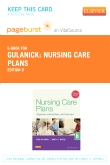 Nursing Care Plans - Elsevier eBook on VitalSource (Retail Access Card), 8th Edition