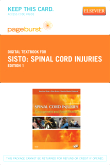 Spinal Cord Injuries - Elsevier eBook on VitalSource (Retail Access Card)