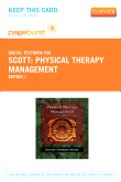 Physical Therapy Management - Elsevier eBook on VitalSource (Retail Access Card)