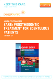 Prosthodontic Treatment for Edentulous Patients - Elsevier Digital Book (Retail Access Card), 12th Edition