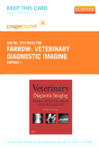 cover image - Veterinary Diagnostic Imaging - Elsevier eBook on VitalSource (Retail Access Card)