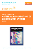 cover image - Foundations of Chiropractic - Elsevier eBook on VitalSource (Retail Access Card) website,2nd Edition