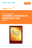 cover image - Essentials of Respiratory Care - Elsevier eBook on VitalSource (Retail Access Card),4th Edition
