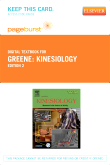 cover image - Kinesiology - Elsevier eBook on VitalSource (Retail Access Card),2nd Edition