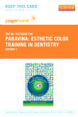 Esthetic Color Training in Dentistry - Elsevier eBook on VitalSource (Retail Access Card)