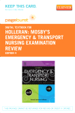 Mosby's Emergency & Transport Nursing Examination Review - Elsevier eBook on VitalSource (Retail Access Card), 4th Edition